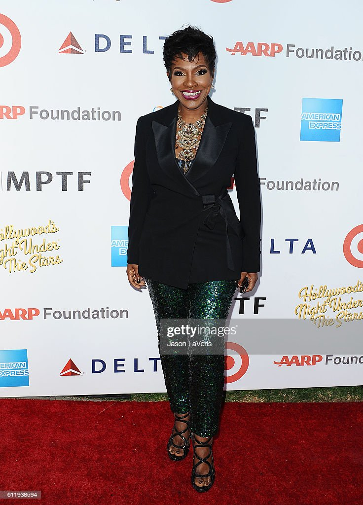 "MPTF's 95th Anniversary Celebration ""Hollywood's Night Under The Stars"" - Arrivals"