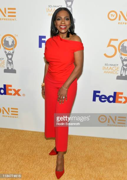 Actress Sheryl Lee Ralph attends the 50th NAACP Image Awards Nominees Luncheon at Loews Hollywood Hotel on March 09 2019 in Hollywood California