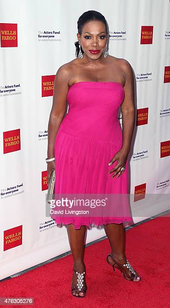 Actress Sheryl Lee Ralph attends the Actors Fund's 19th Annual Tony Awards Viewing Party at the Skirball Cultural Center on June 7 2015 in Los...