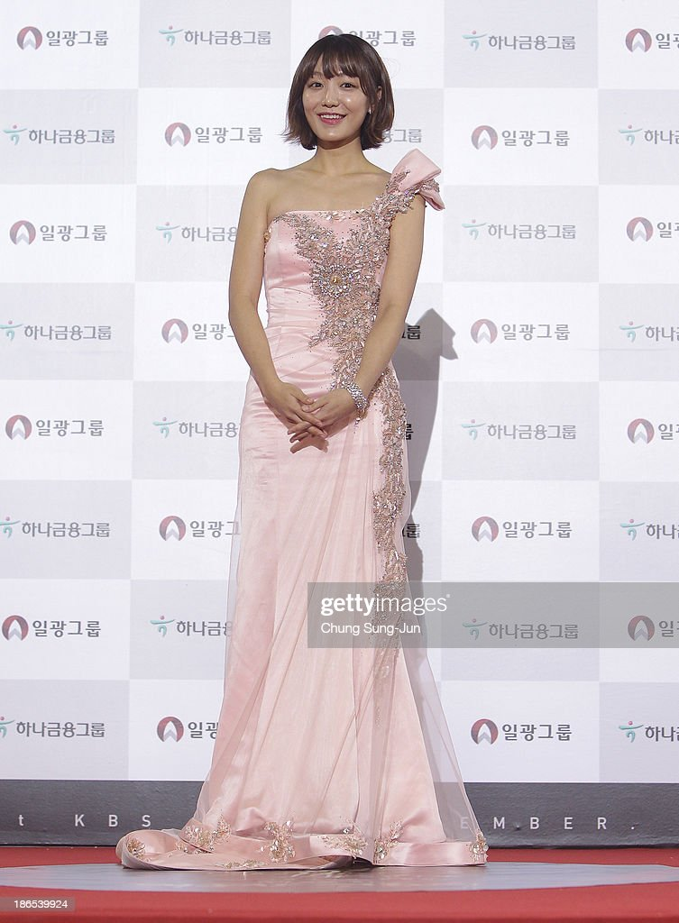 Actress Shin So-Yul arrives for the 50th Daejong Film Awards at KBS hall on November 1, 2013 in Seoul, South Korea.