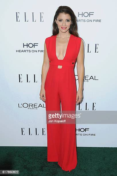 Actress Shiri Appleby arrives at the 23rd Annual ELLE Women In Hollywood Awards at Four Seasons Hotel Los Angeles at Beverly Hills on October 24 2016...