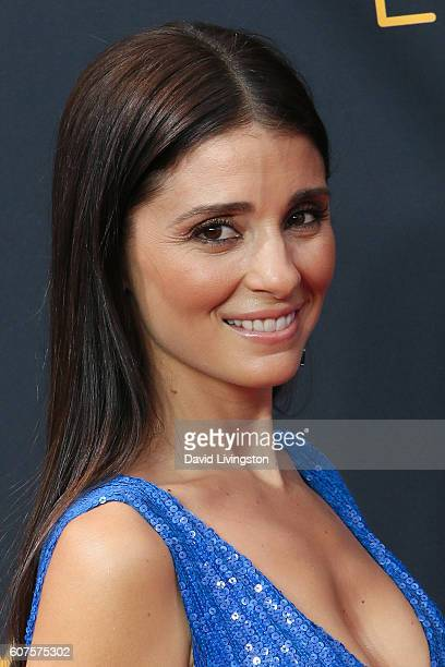 Actress Shiri Appleby arrives at the 68th Annual Primetime Emmy Awards at the Microsoft Theater on September 18 2016 in Los Angeles California