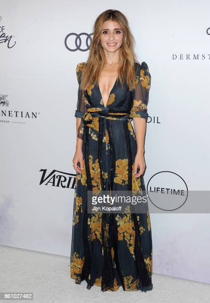 Actress Shiri Appleby arrives at Variety's Power Of Women Los Angeles at the Beverly Wilshire Four Seasons Hotel on October 13 2017 in Beverly Hills...