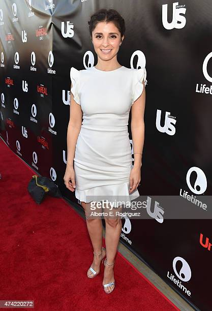 Actress Shiri Appleby attends Lifetime and Us Weekly's premiere party for 'UnReal' at SIXTY Beverly Hills on May 20 2015 in Beverly Hills California