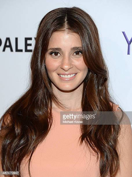 Actress Shiri Appleby attends Paley Live An Evening With Lifetime's 'UnREAL' on July 30 2015 in Los Angeles California