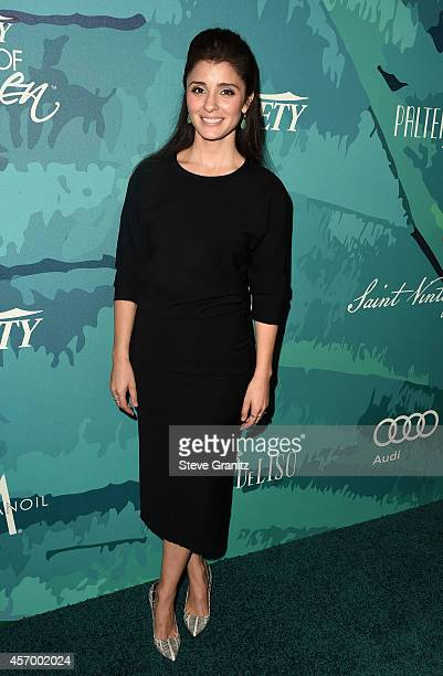 Actress Shiri Appleby attends the 2014 Variety Power of Women presented by Lifetime at Beverly Wilshire Four Seasons on October 10 2014 in Los...
