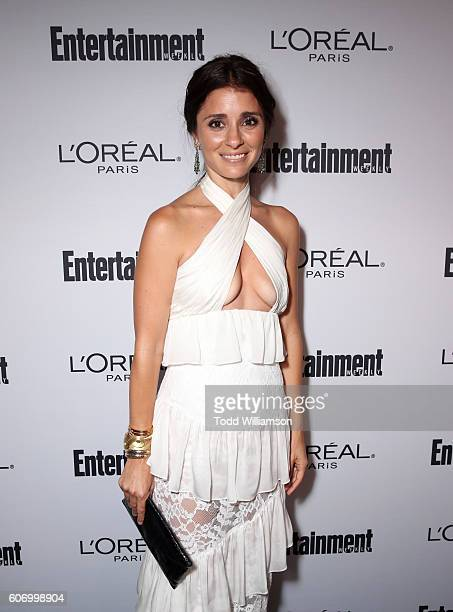 Actress Shiri Appleby attends the 2016 Entertainment Weekly PreEmmy party at Nightingale Plaza on September 16 2016 in Los Angeles California