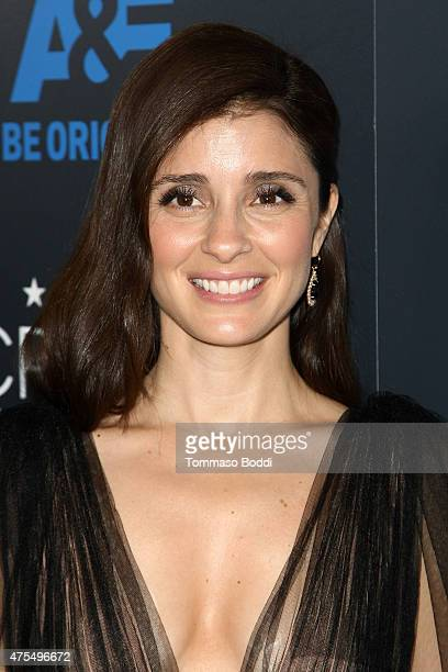Actress Shiri Appleby attends the 5th annual Critics' Choice Television Awards at The Beverly Hilton Hotel on May 31, 2015 in Beverly Hills,...