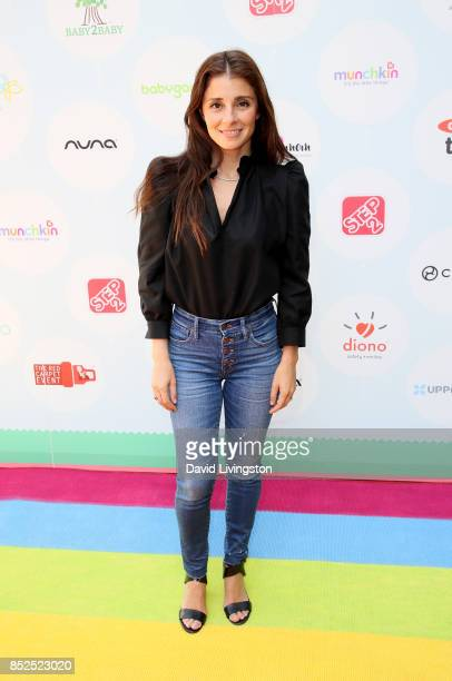 Actress Shiri Appleby attends the 6th Annual Celebrity Red CARpet Safety Awareness Event at Sony Studios Commissary on September 23 2017 in Culver...