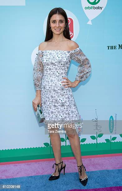 Actress Shiri Appleby attends the Step2 Favoredby Present The 5th Annual Red Carpet Safety Awareness Event at Sony Pictures Studios on September 24...