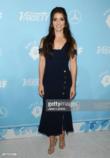 Actress Shiri Appleby attends Variety and Women In Film's 2017 pre-Emmy celebration at Gracias Madre on September 15, 2017 in West Hollywood,...