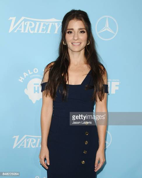 Actress Shiri Appleby attends Variety and Women In Film's 2017 preEmmy celebration at Gracias Madre on September 15 2017 in West Hollywood California