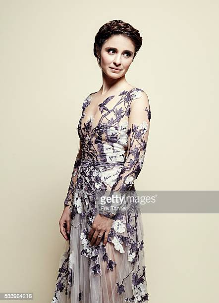 Actress Shiri Appleby poses for a portrait at the 75th Annual Peabody Awards Ceremony at Cipriani Wall Street on May 21 2016 in New York City