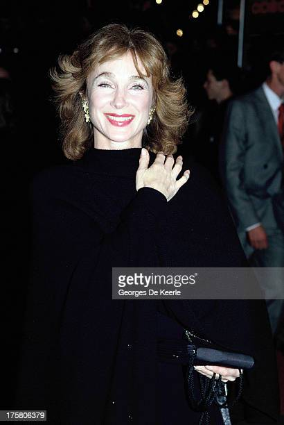 Actress Shirley Anne Field in 1990 ca in London England