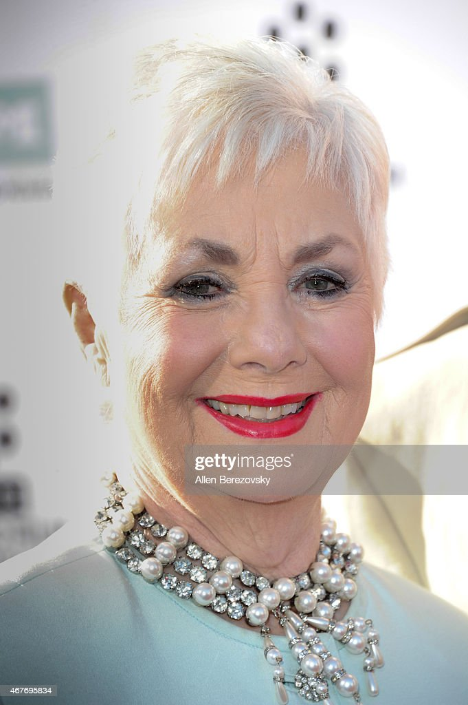 Actress Shirley Jones attends the 2015 TCM Classic Film Festival's opening night gala premiere of 50th Anniversary of 'The Sound Of Music' at TCL Chinese Theatre IMAX on March 26, 2015 in Hollywood, California.