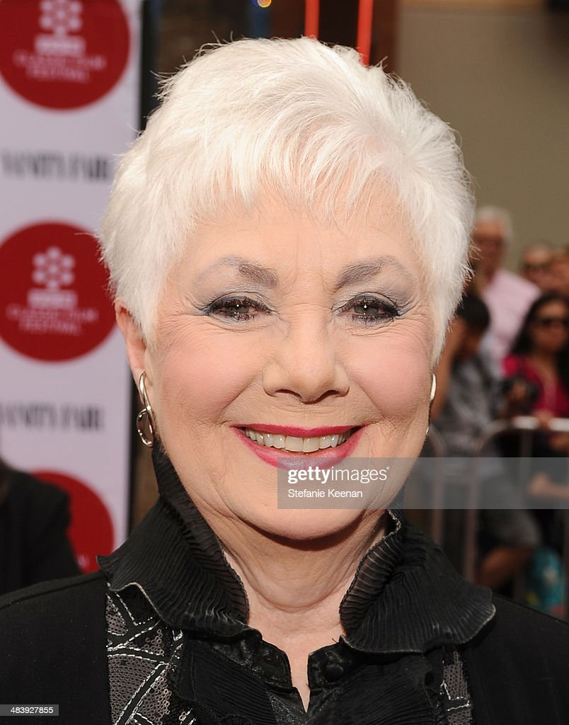 Actress Shirley Jones attends the opening night gala screening of 'Oklahoma!' during the 2014 TCM Classic Film Festival at TCL Chinese Theatre on April 10, 2014 in Los Angeles, California.