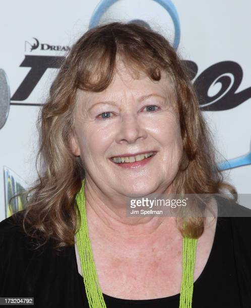 """Actress Shirley Knight attends the """"Turbo"""" New York Premiere at AMC Loews Lincoln Square on July 9, 2013 in New York City."""