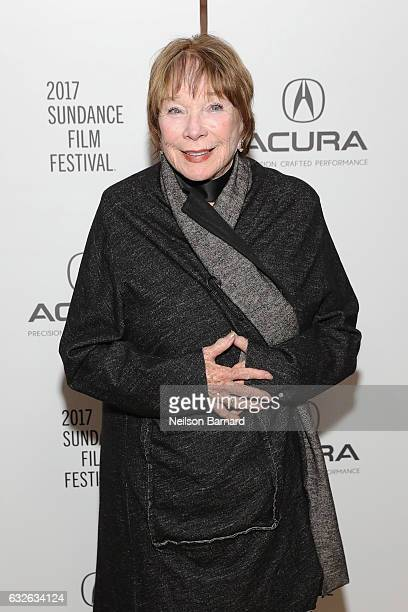 Actress Shirley MacLaine attends The Last Word Party at the Acura Studio at Sundance Film Festival 2017 on January 24 2017 in Park City Utah