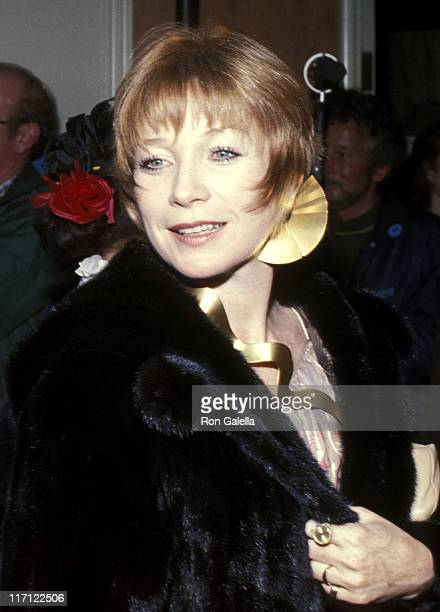 Actress Shirley MacLaine attends the Sixth Annual American Film Institute Lifetime Achievement Award Salute to Henry Fonda on March 1 1978 at the...