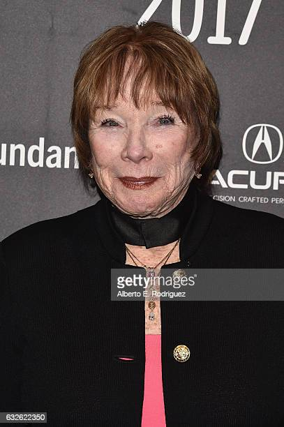 Actress Shirley MacLaine attends the The Last Word Premiere at Eccles Center Theatre on January 24 2017 in Park City Utah