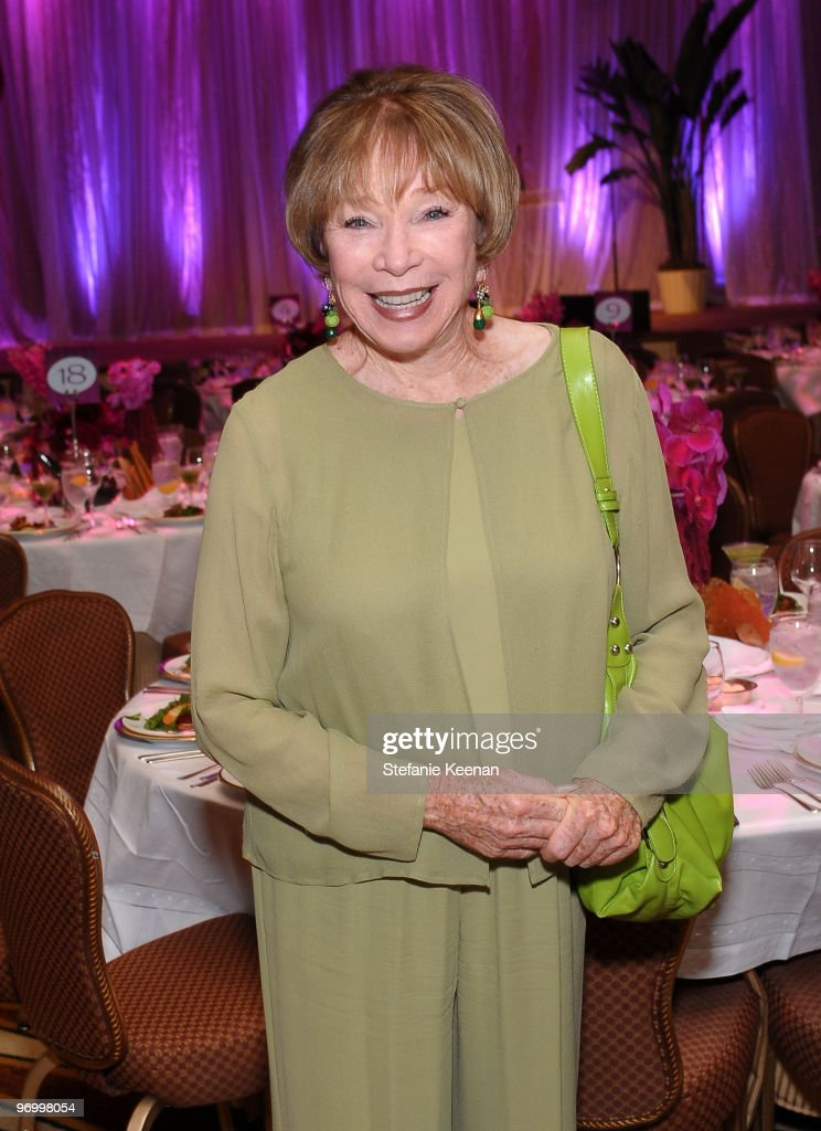 Actress Shirley MacLaine attends Variety's 1st Annual Power of Women Luncheon at the Beverly Wilshire Hotel on September 24, 2009 in Beverly Hills, California.
