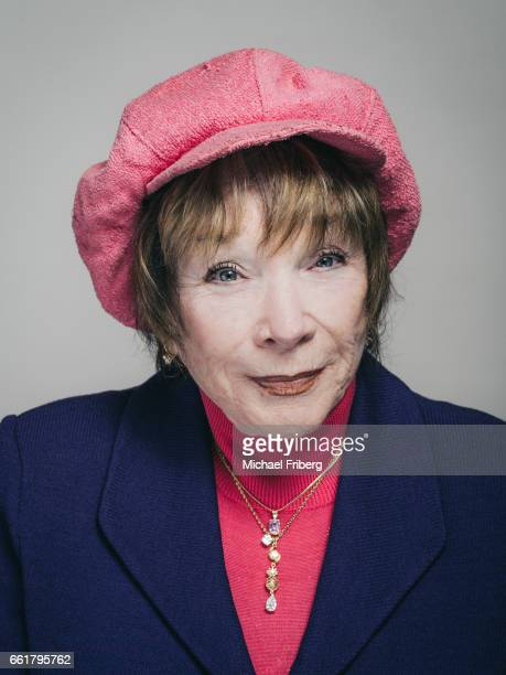 Actress Shirley MacLaine from the film 'The Last Word' poses for a portrait at the Sundance Film Festival for Variety on January 21 2017 in Salt Lake...