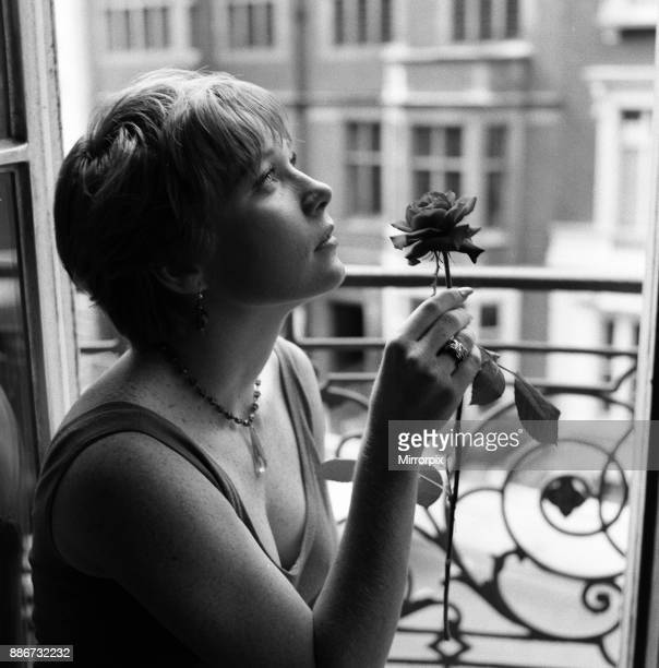 Actress Shirley MacLaine in London 21st August 1960