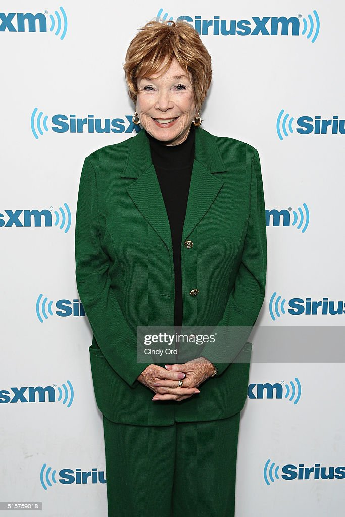 SiriusXM's 'Town Hall' With Shirley MacLaine; Town Hall To Air On SiriusXM's Entertainment Weekly Radio