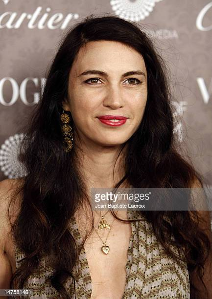 Actress Shiva Rose arrives at the Art of Elysium 2nd Annual Heaven Gala held at Vibiana on January 10, 2009 in Los Angeles, California.