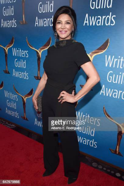 Actress Shohreh Aghdashloo attends the 2017 Writers Guild Awards L.A. Ceremony at The Beverly Hilton Hotel on February 19, 2017 in Beverly Hills,...