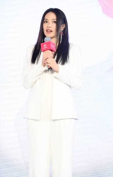 CHN: Shu Qi Attends Winona Event In Shanghai