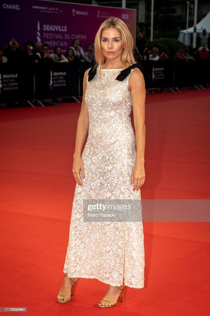 """""""American Women"""" Premiere - 45th Deauville American Film Festival : News Photo"""