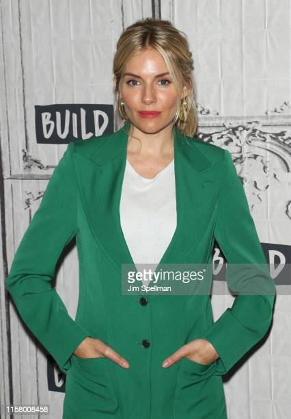 Actress Sienna Miller attends the Build Series to discuss The Loudest Voice at Build Studio on June 24 2019 in New York City