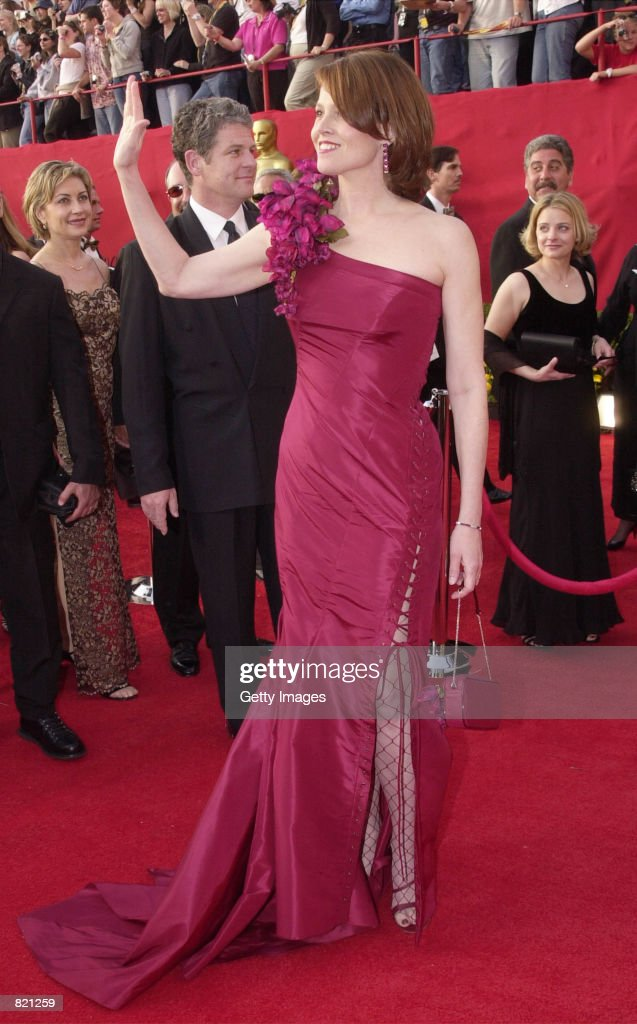 Actress Sigourney Weaver arrives for the 73rd Annual ...