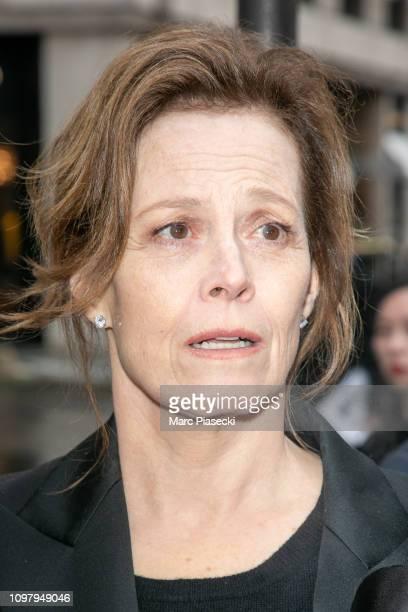 Sigourney Weaver 2019