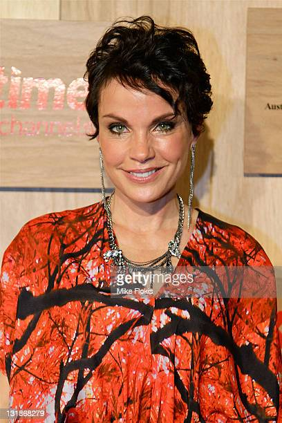 Actress Sigrid Thornton arrives at the 2010 Inside Film Awards at City Recital Hall on November 14 2010 in Sydney Australia