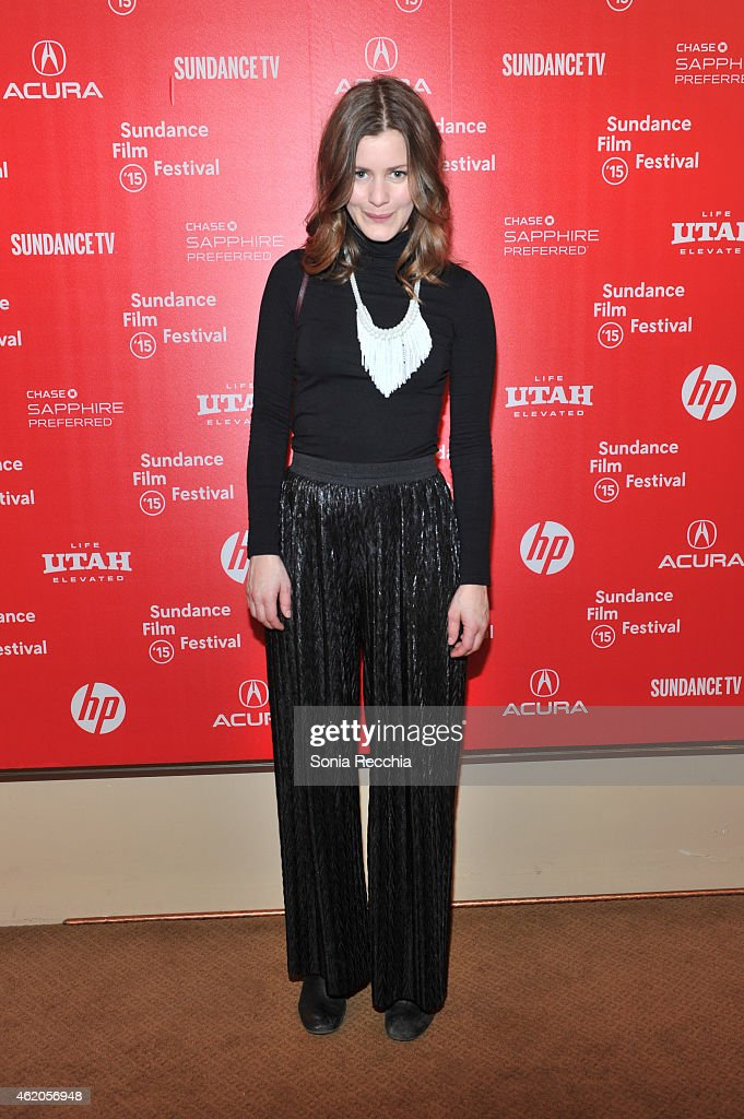 'Homesick' Premiere - 2015 Sundance Film Festival : News Photo
