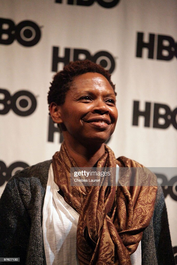 Actress Simbi Kali Williams attends the Film Independent screening of 'Mississippi Damned' at National Center For The Preservation Of Democracy on March 18, 2010 in Los Angeles, California.