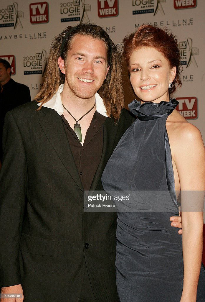 Arrivals At The 2007 TV Week Logie Awards : News Photo