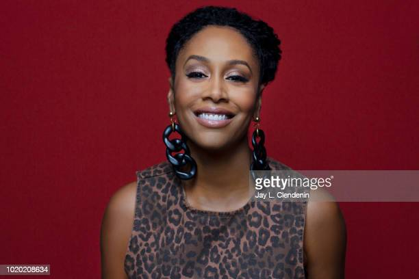 Actress Simone Missick from 'Iron Fist' is photographed for Los Angeles Times on July 20, 2018 in San Diego, California. PUBLISHED IMAGE. CREDIT MUST...