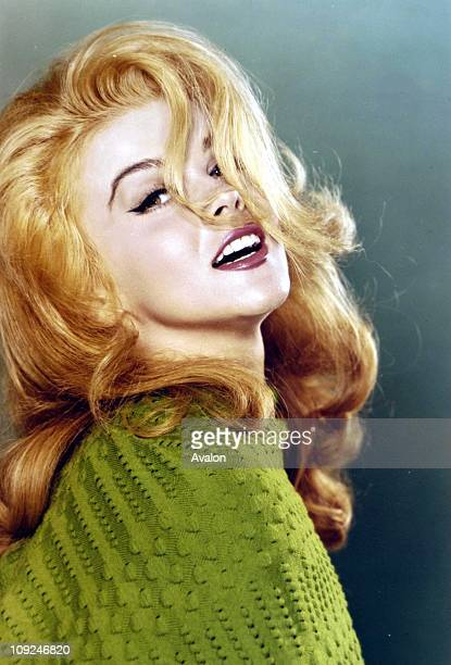 Actress Singer and Dancer Annmargret From Sweden