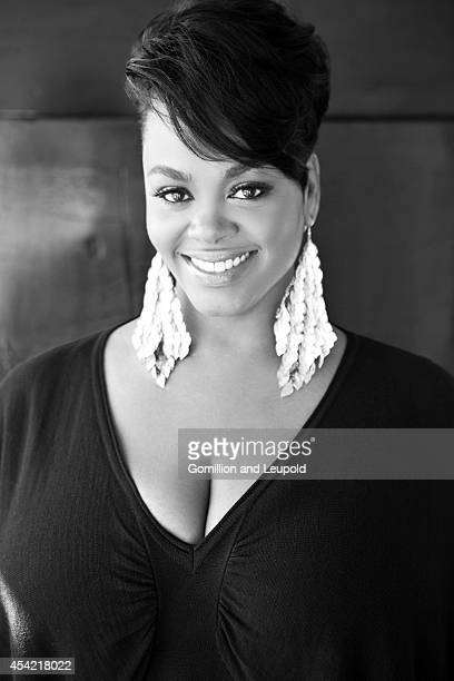 Actress/ singer Jill Scott is photographed for Billboard Magazine on April 8 2011 in Los Angeles California PUBLISHED IMAGE