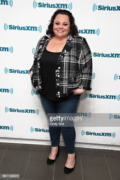 Actress/ singer Keala Settle visits the SiriusXM Studios on March 12 2018 in New York City