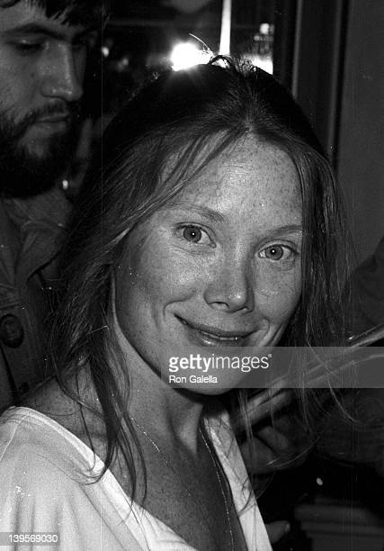 Actress Sissy Spacek attends Fifth Annual American Film Institute Lifetime Achievement Award Honoring Bette Davis on March 1 1977 at the Beverly...