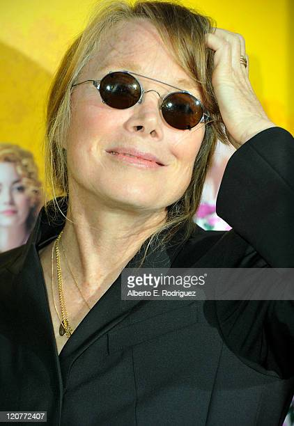 Actress Sissy Spacek attends the premiere of DreamWorks Pictures' The Help held at The Academy of Motion Picture Arts and Sciences Samuel Goldwyn...
