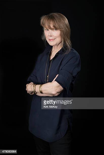 Actress Sissy Spacek is photographed for Los Angeles Times on April 24 2015 in Los Angeles California PUBLISHED IMAGE CREDIT MUST BE Kirk McKoy/Los...