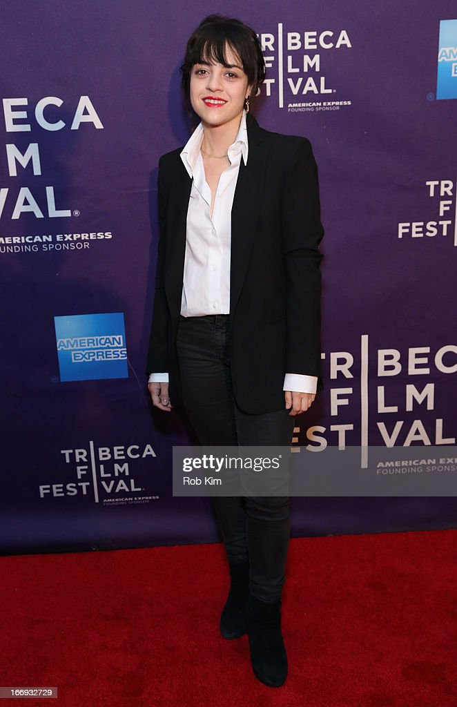 Actress Sivan Levy attends the 'Six Acts' North American Premiere during the 2013 Tribeca Film Festival on April 18, 2013 in New York City.