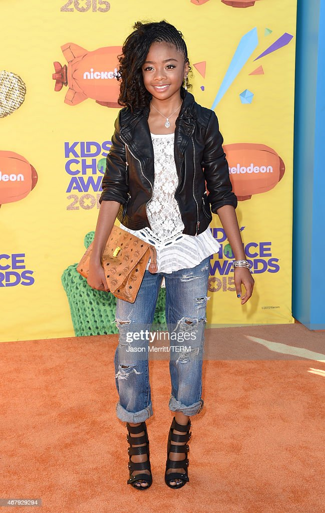 Nickelodeon's 28th Annual Kids' Choice Awards - Arrivals : News Photo
