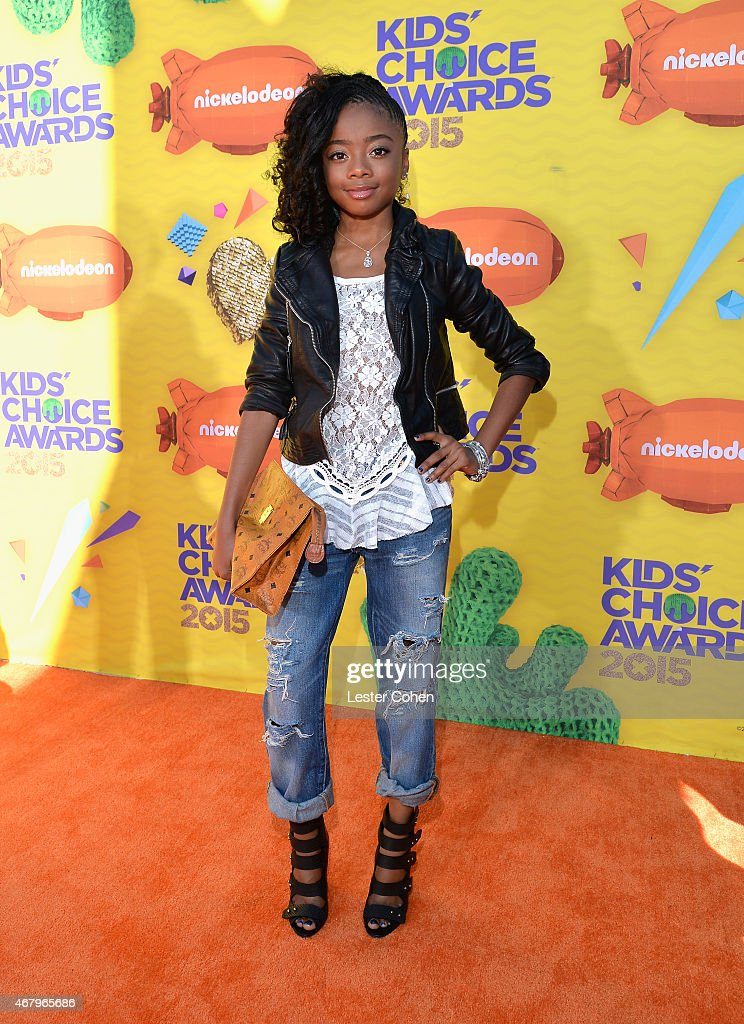 Nickelodeon's 28th Annual Kids' Choice Awards - Red Carpet : News Photo