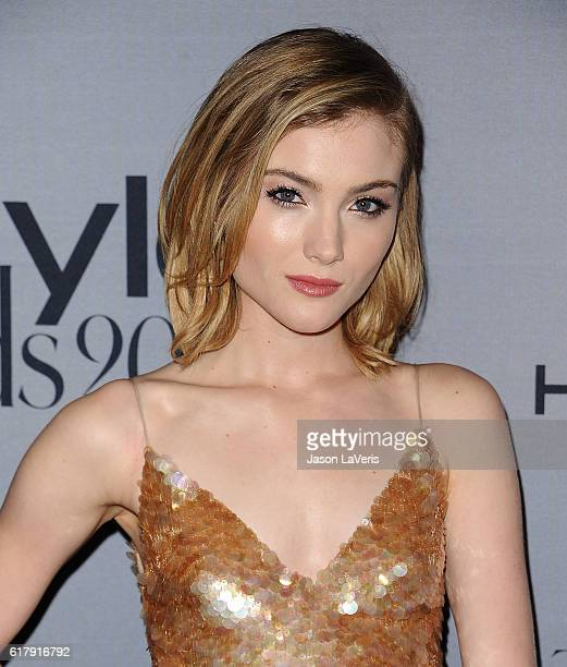 Actress Skyler Samuels attends the 2nd annual InStyle Awards at Getty Center on October 24 2016 in Los Angeles California
